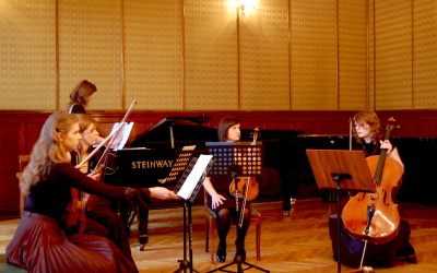 Alfred Schnittke's Piano Quintet, Bydgoszcz